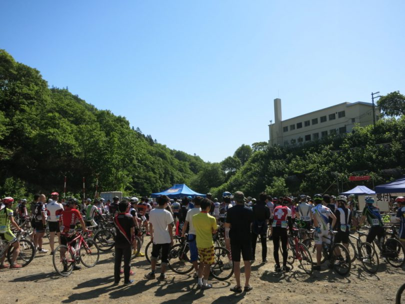 定山渓・豊羽サイクルロードレース