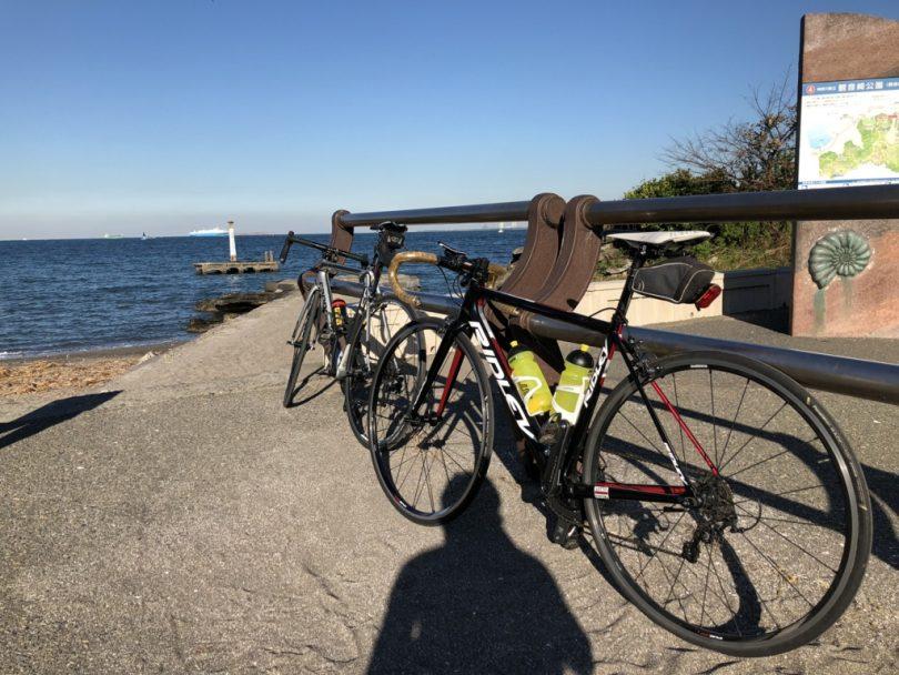 三浦半島一周サイクリング1