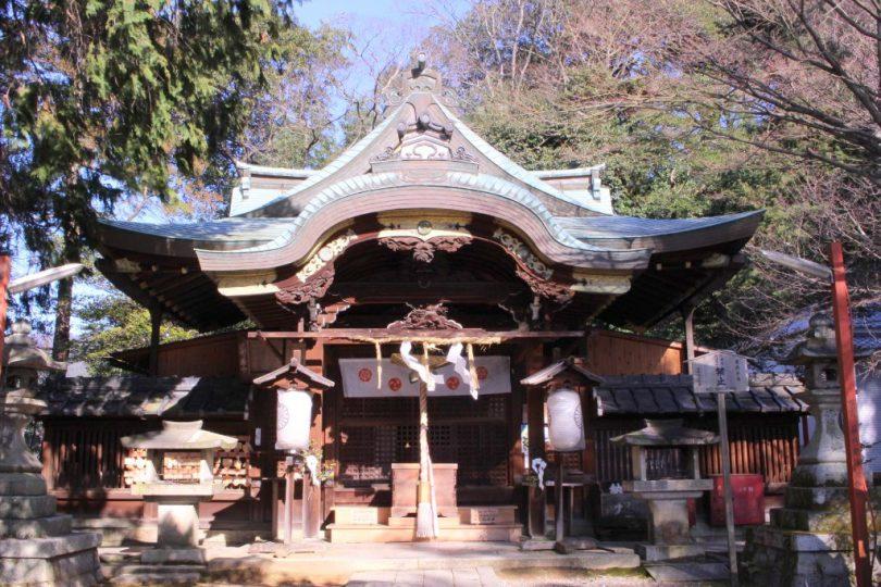 京都刀剣御朱印巡り_粟田神社