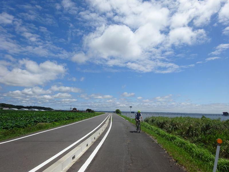 霞ヶ浦ショートコース(約90km)