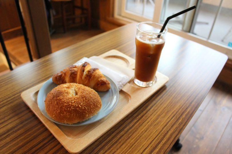 コビヤマさんのカフェスペース