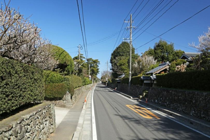 野田郷歴史街道