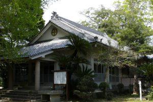 島津家発祥の地・感応禅寺