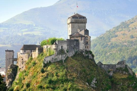 ルルドの城塞