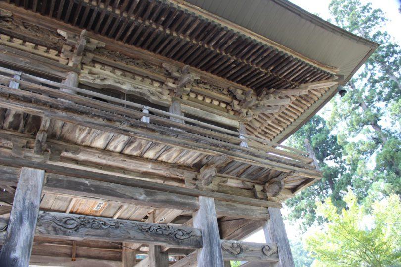 長谷寺 山門2