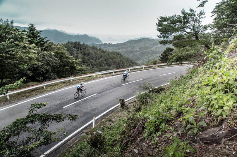 ポタリング牡鹿_サイクリング風景