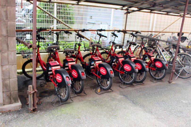 東北自転車旅