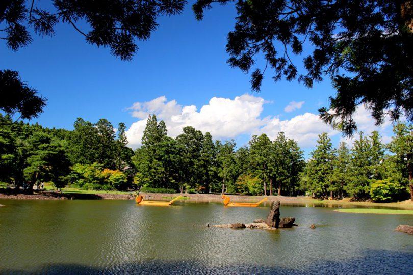 毛越寺 浄土庭園
