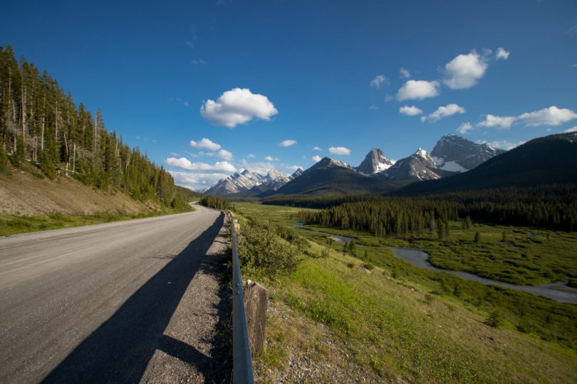Great Divide Mountain Bike Route (Canada)