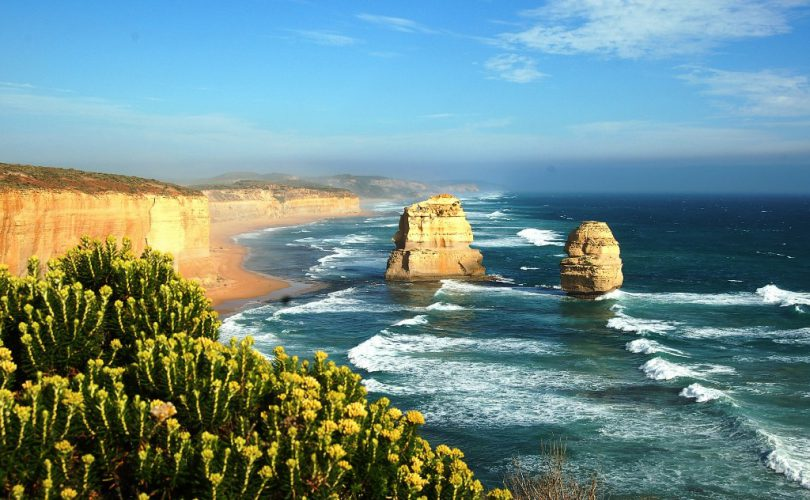 The Great Ocean Road (Australia)