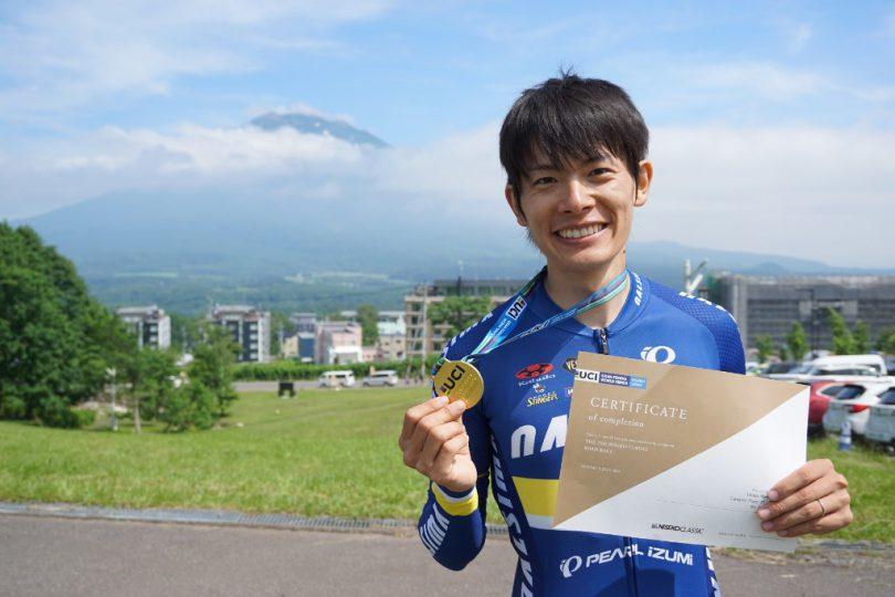 完走賞&メダル