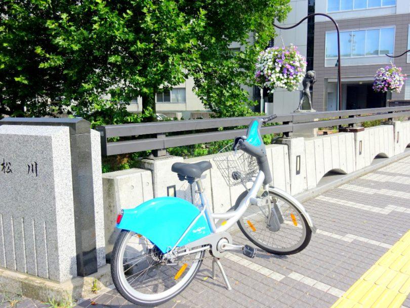 富山市シェアサイクル