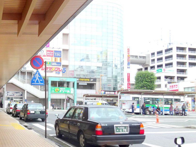 小山駅西口