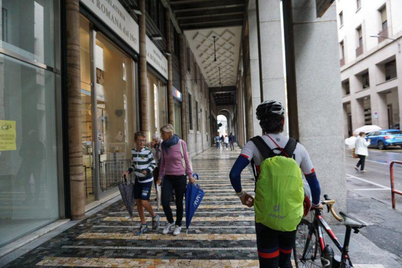 Vareseの街散策