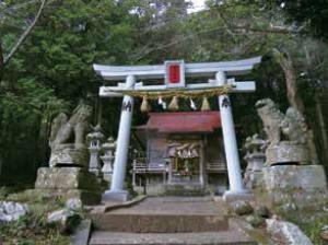 赤猪岩神社