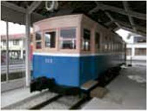 法勝寺電車
