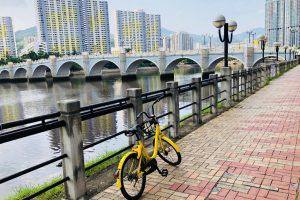 香港のサイクリング事情