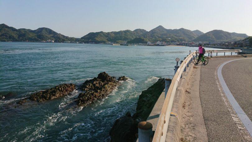 大島 潮流