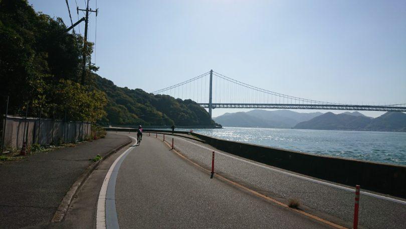 向島サイクリングロード