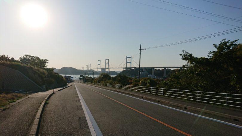 大島 峠越え