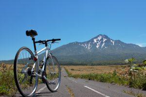 利尻島サイクリングロード
