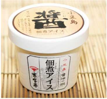 京宝亭(佃煮アイス)