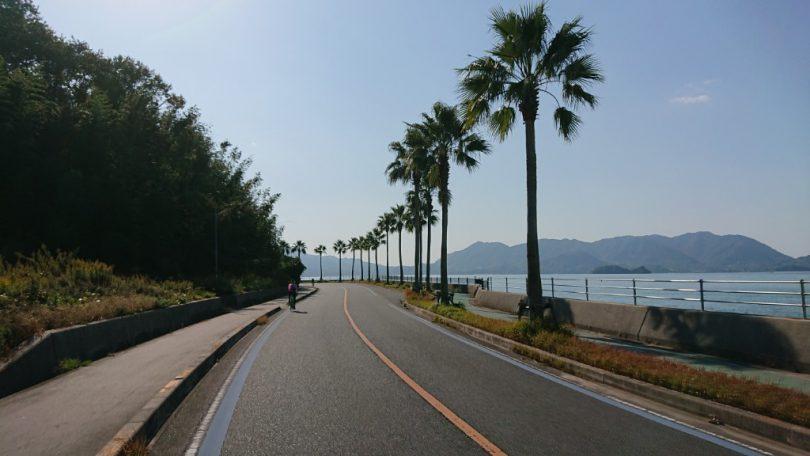 生口島サイクリングロード