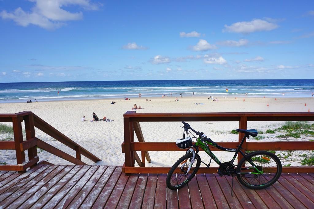 オーストラリア・自転車