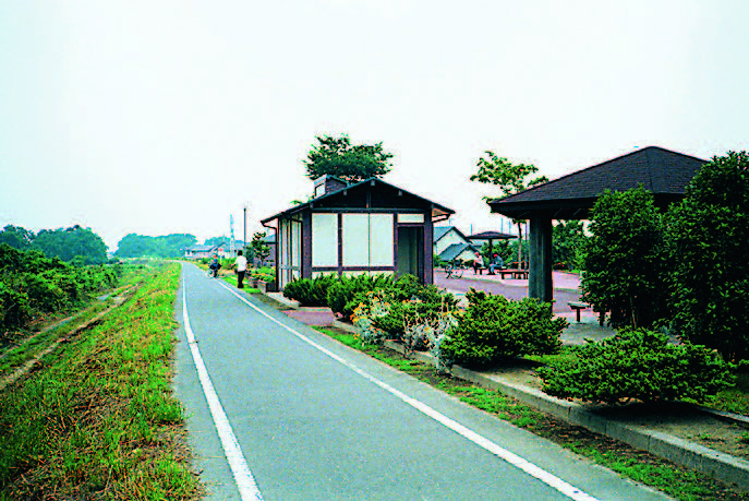 斎田休憩所