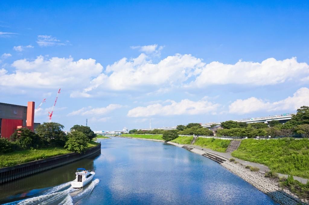 一般県道足立さいたま自転車道線(芝川自転車道) - TABIRIN(たびりん)