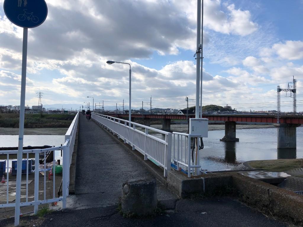 南河内サイクリングロード(石川)