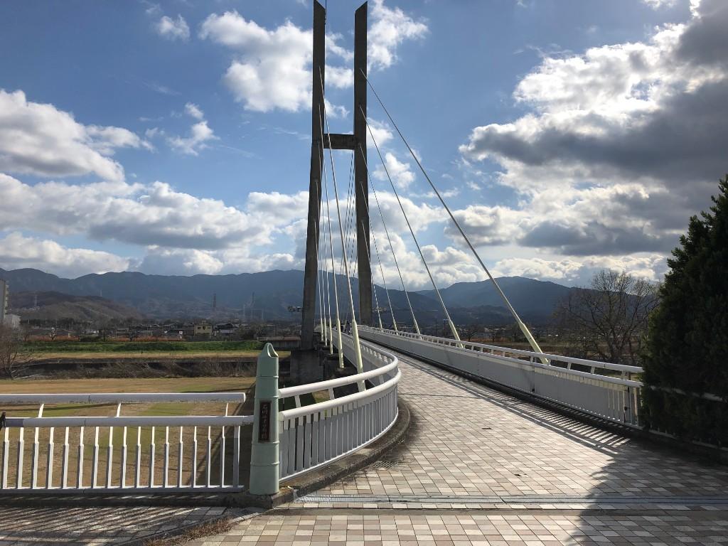 石川サイクル橋その1
