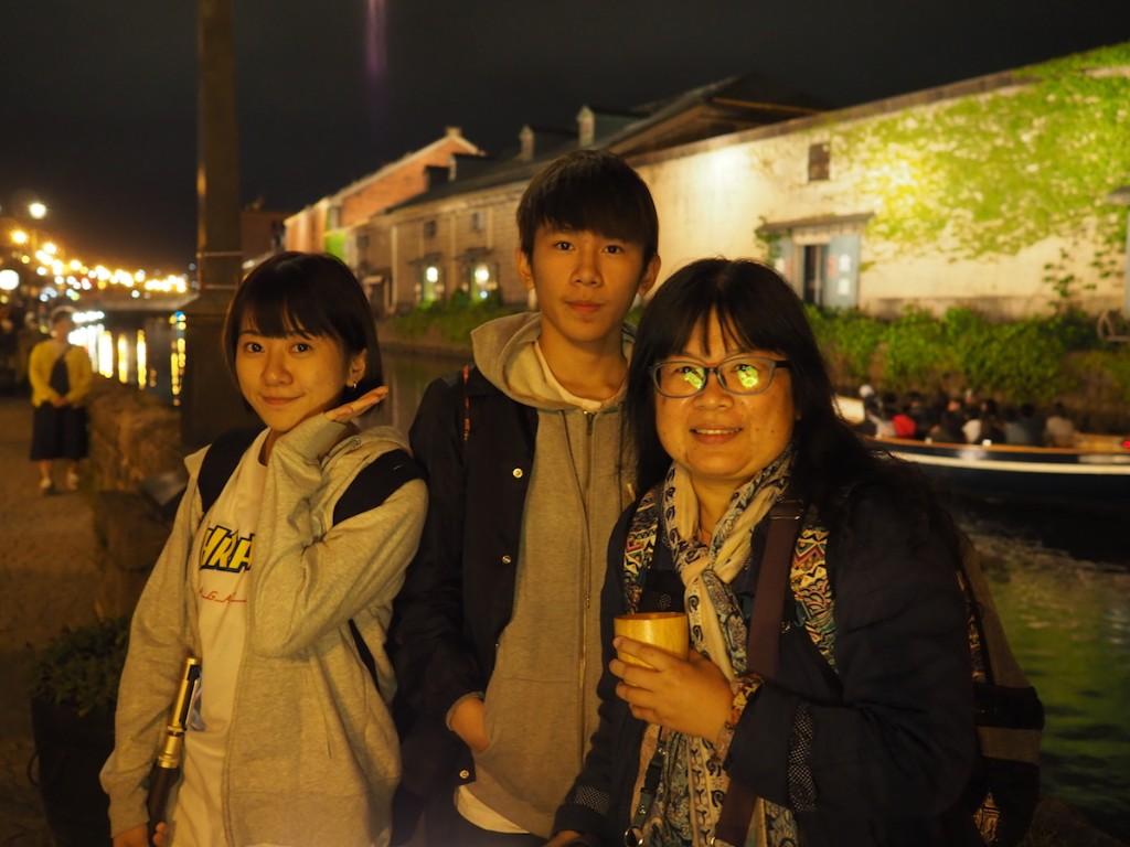 タイからの家族