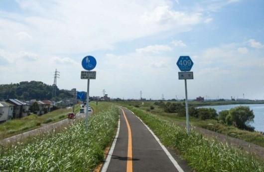 利根川サイクリングロード_2