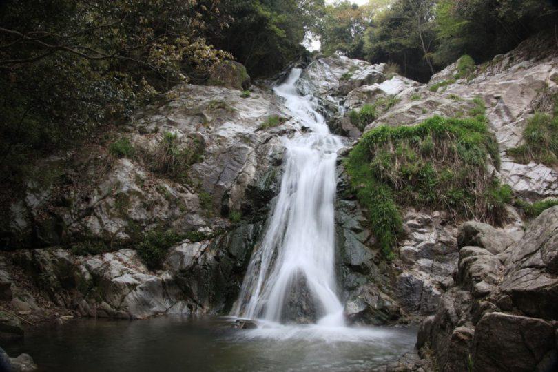 不動の滝-1