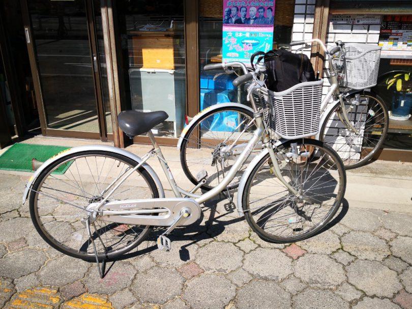 3.福武貸自転車-自転車