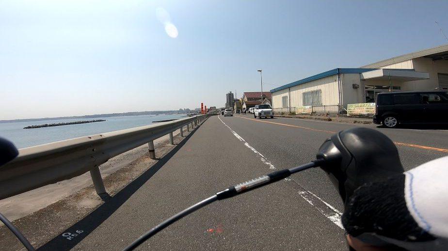 津久井浜のシーサイドライン