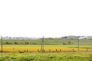 美唄ロングライド70kmコース