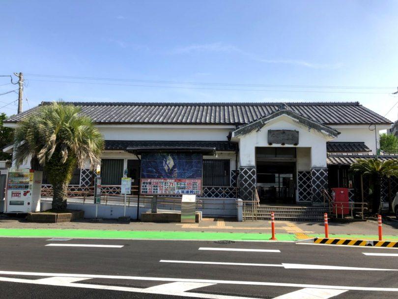 JR筑肥線、今宿、駅