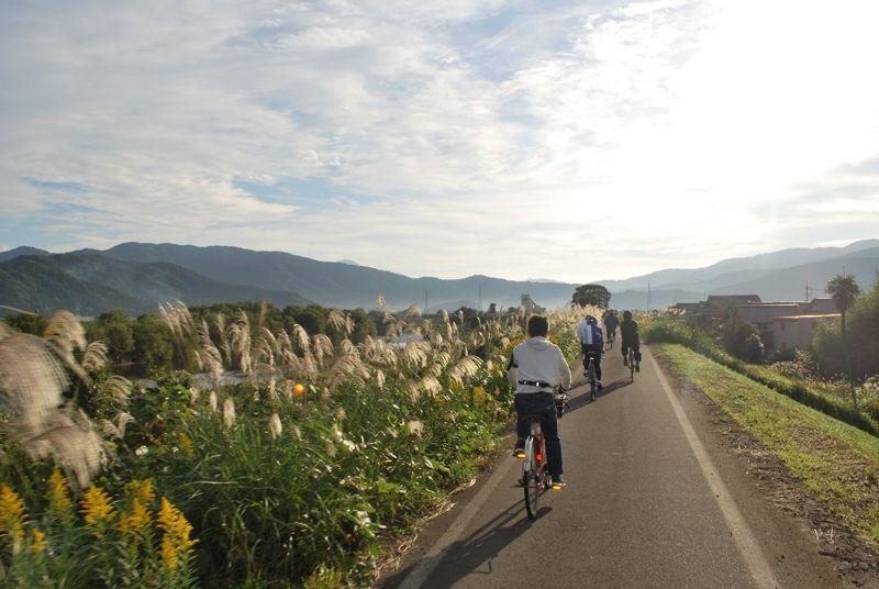 ふくいのサイクリングルート
