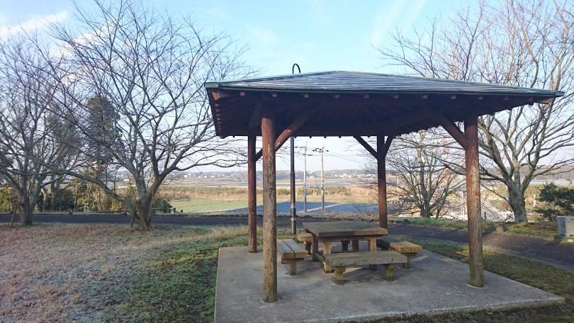 下高尾野の公園