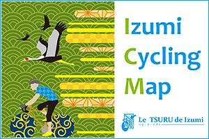 Izumi Cycling Map