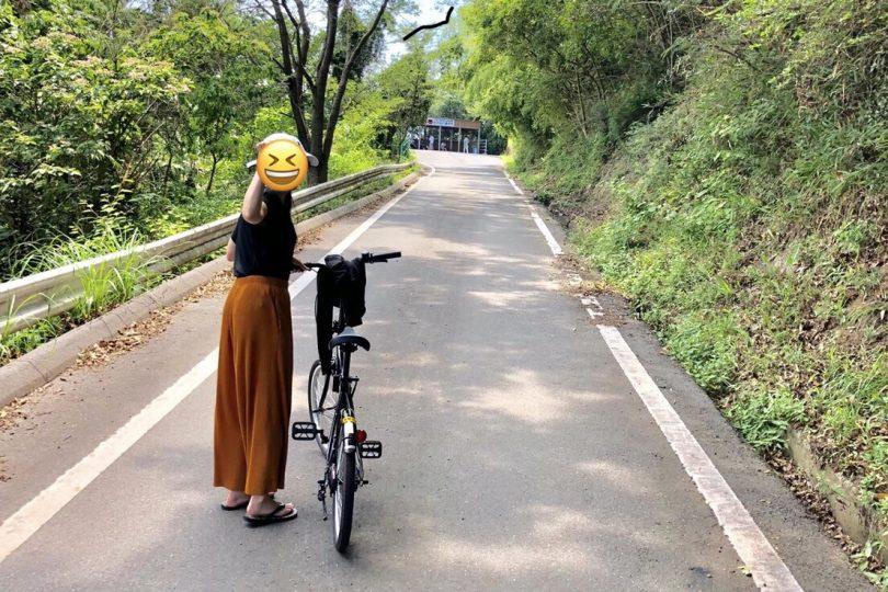 鬼ヶ島大洞窟への道2