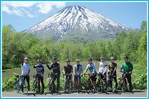 北海道ニセコ羊蹄山エリア_サイクル拠点