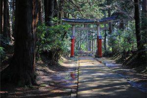 【加茂湖】牛尾神社