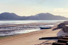 浦崎の自然海岸