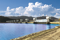 芦田川河口堰