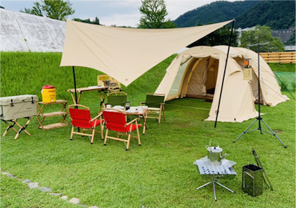 関西 ソロ キャンプ