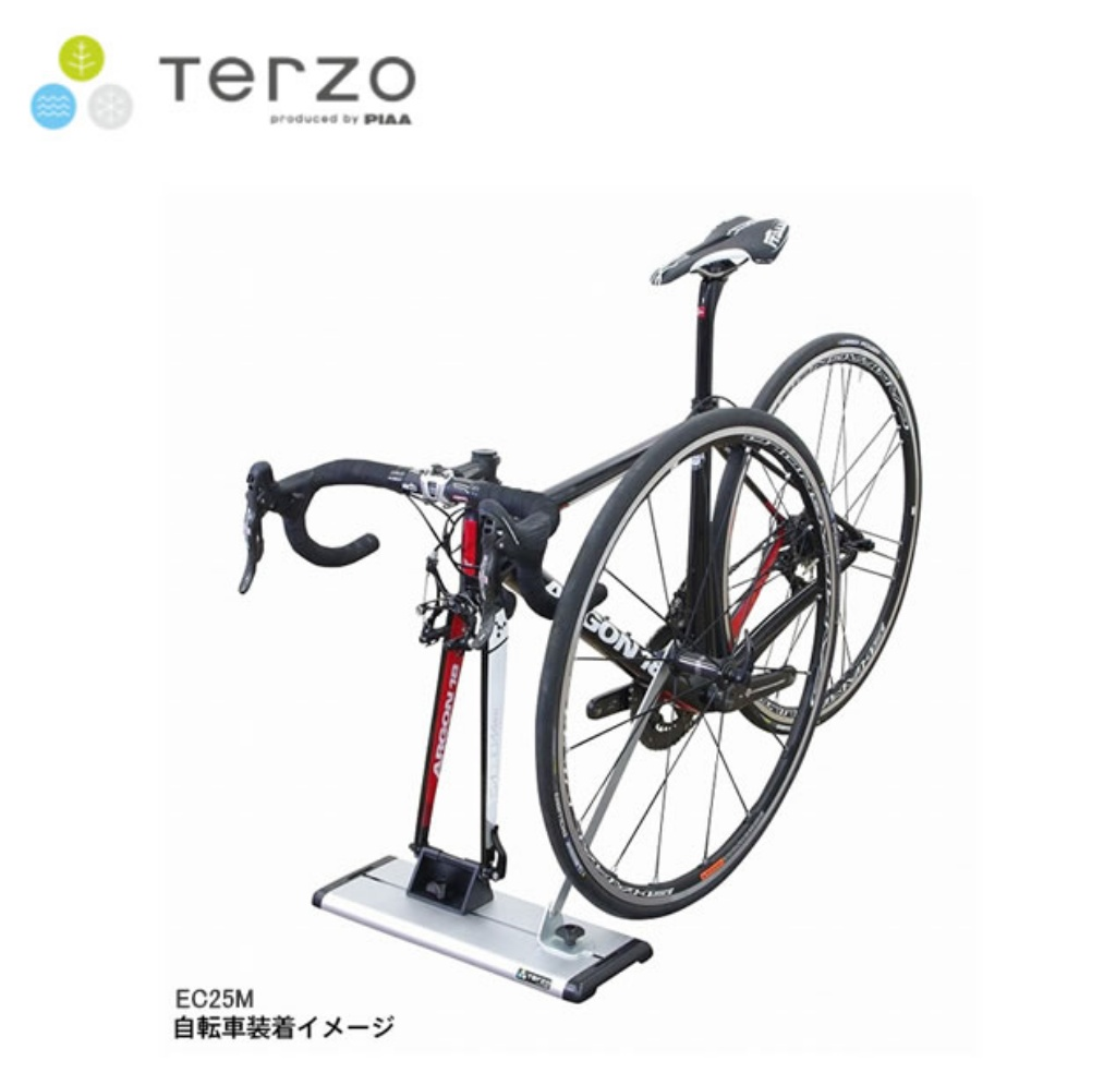 TERZO 車内サイクルキャリア
