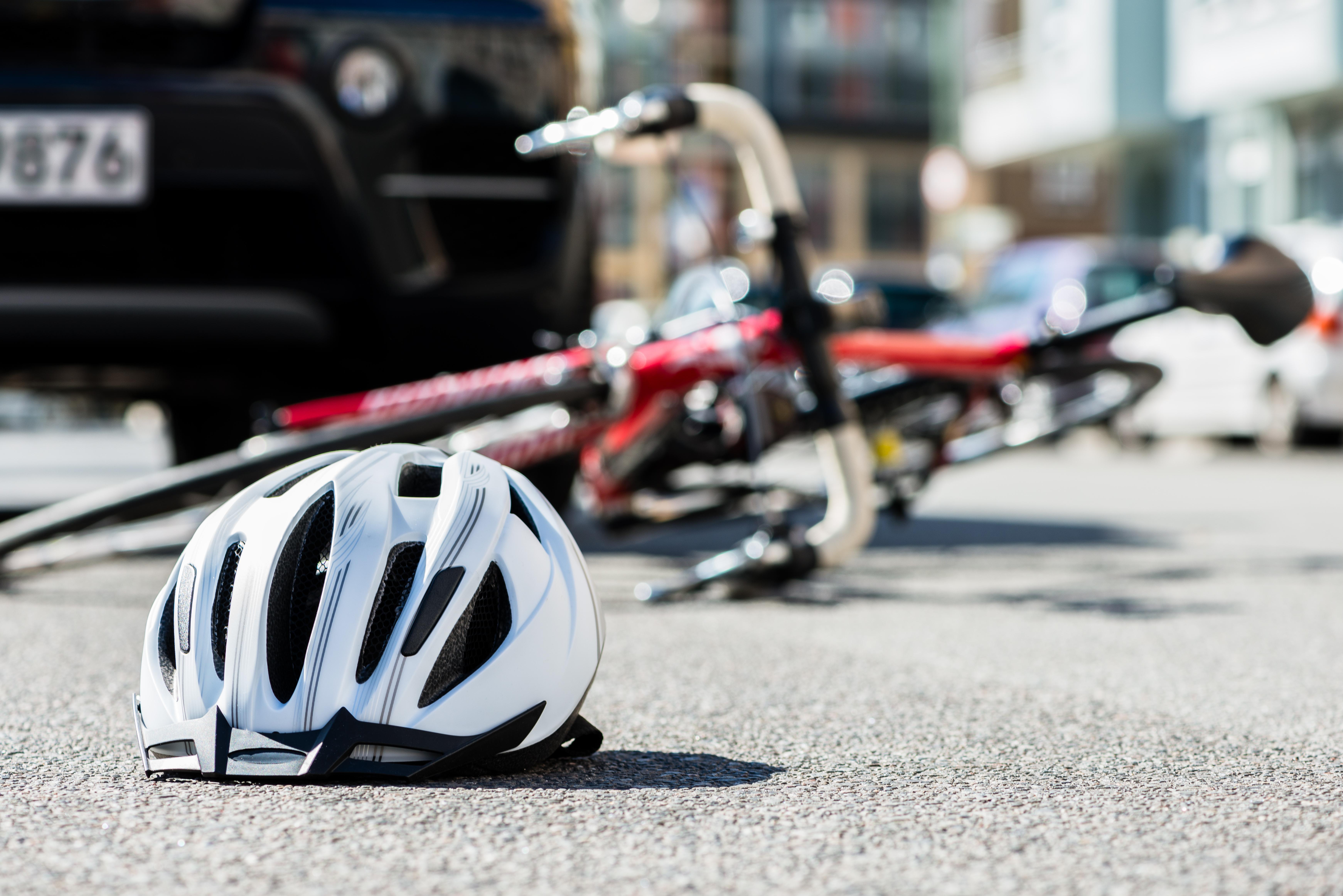 自転車関連事故